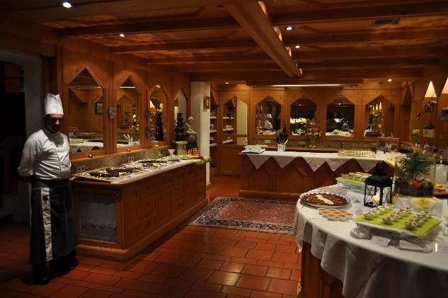 Hotel Windschar Gourmet-Küche