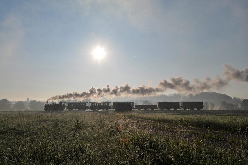 Fotofahrt mit der Bahn