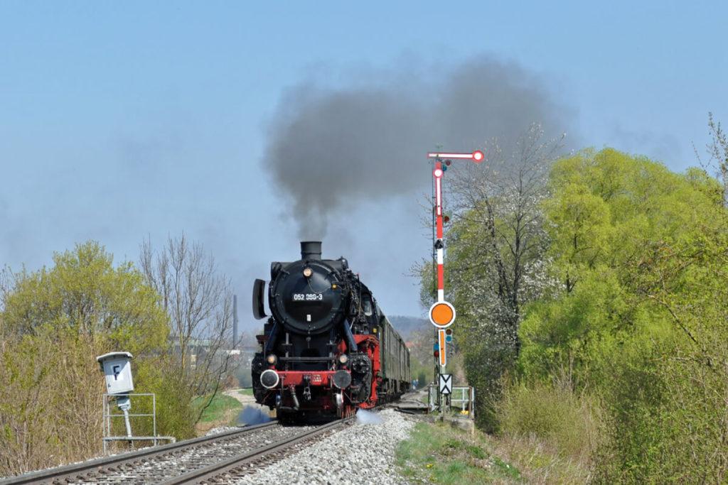 Fotoreise mit der Bahn