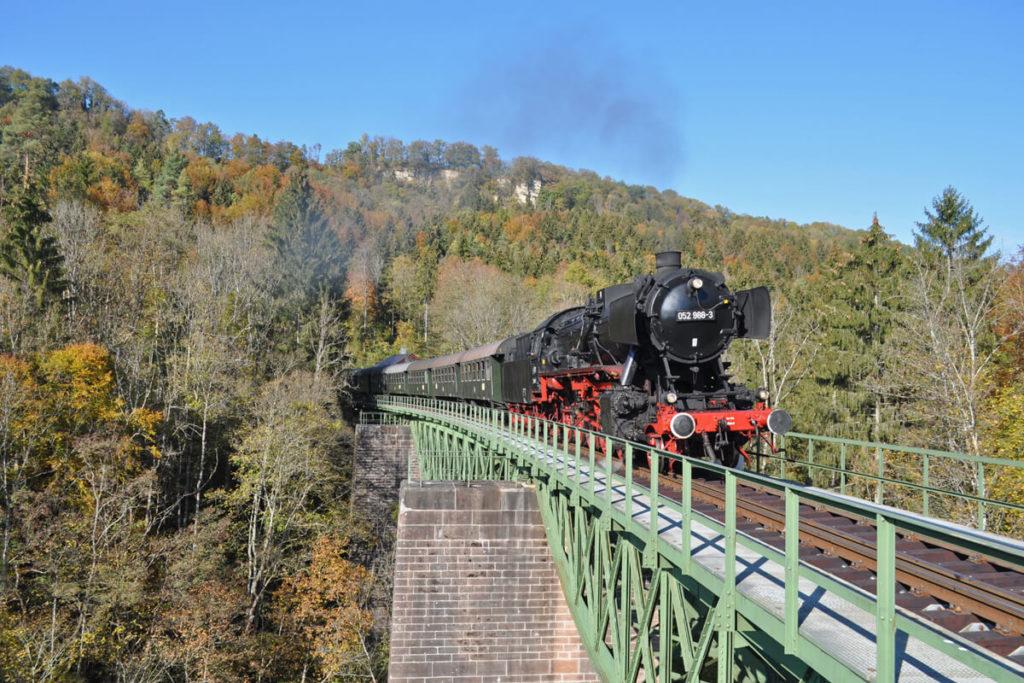 Sauschwänzlebahn Wutachtalviadukt